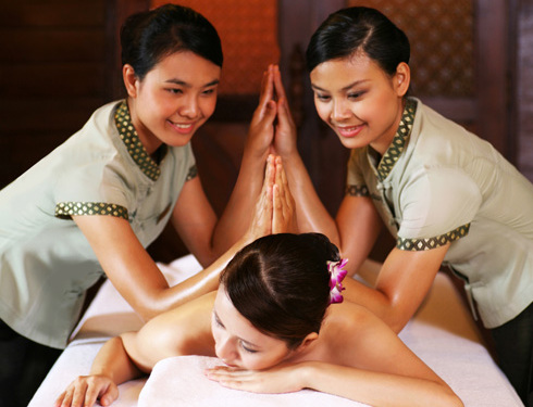 Asian Massage Kent